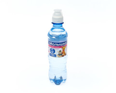 Вода минеральная Малышка 0,33л ПЭТ (спорт)