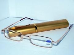 Очки корригирующие (Лектор в тубусе) +2,5