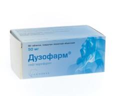 Дузофарм таблетки п.о 50мг №90