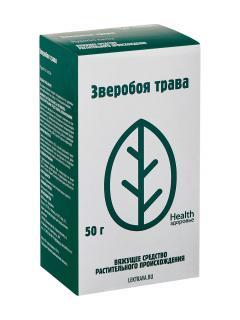 Зверобой трава Здоровье 50г