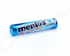 Ментос жевательные резинка Ролл Свежая мята 15,5г