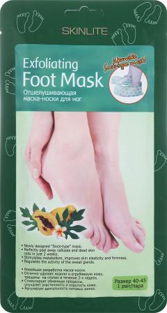 Скинлайт маска-носки для ног отшелуш.р.40-45