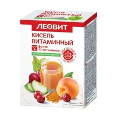 Леовит Кисель витаминный форте 20г №5