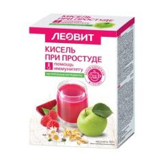 Леовит Кисель при простуде 20г №5