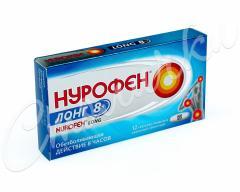 Нурофен Лонг таблетки п.о. №12