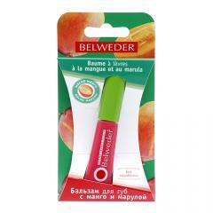 Бельведер бальзам для губ манго/марула 7мл