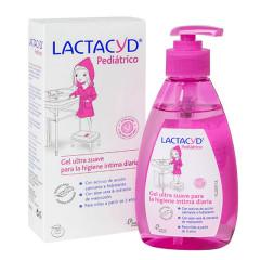 Лактацид средство д/интимн.гигиены для девочек 200мл