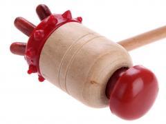 Массажер-колотушка антицел. Ёжик 427283