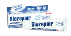 Биорепейр зубная паста интенс. ночн. восст. 75мл