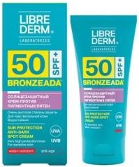 Либридерм Бронзиада крем солнцезащитный д/лица/тела против пигментн.пятен SPF50 50мл