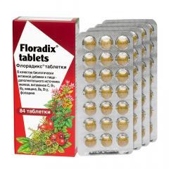 Флорадикс таблетки №84