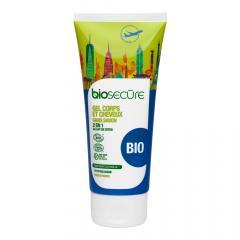Биосекур гель для тела и волос очищающий 100мл
