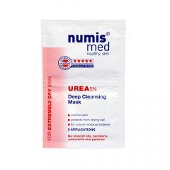 Нумис Мед маска для лица глубокое очищение 5% мочев. 8мл №2