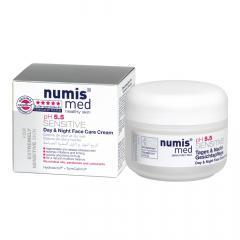 Нумис Мед крем для лица день/ночь Сенситив pH5,5 50мл