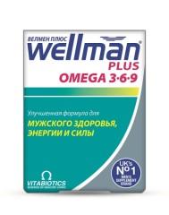 Велмен Плюс таблетки 814мг №28 + капсулы 676мг №28