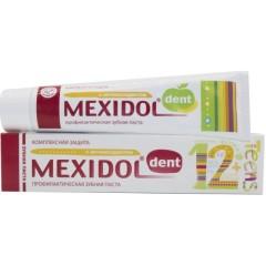 Мексидол Дент зубная паста Тинс 65г