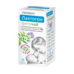 Леовит чай Лактогон 1,5г №25