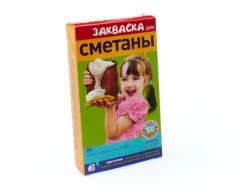 Эвиталия закваска Сметана сух. 2г №5