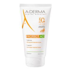 А-Дерма Протект AD крем солнцезащитный SPF50+ 150мл