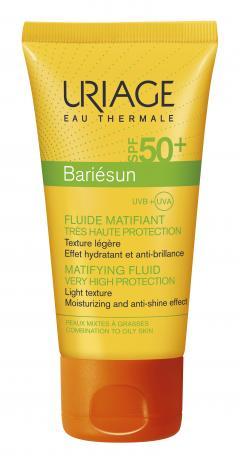 Урьяж Барьесан эмульсия солнцезащитная для лица матир.SPF50+ 50мл