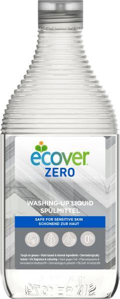 Эковер жидкость для мытья посуды Зеро 450мл