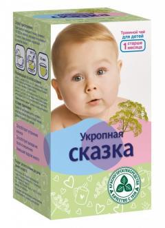 Укропная сказка чай детский 1,5г №20