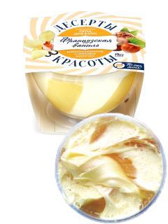 Десерты красоты пена для ванн Франц.ваниль смягчающая 220мл
