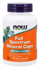 Нау Фудс Полный спектр минералов капсулы №120