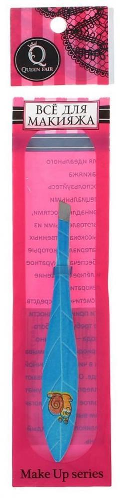Пинцет скошенный 8,5см Букашки 1842736