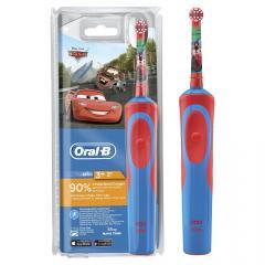 Орал Би зубная щетка электрическая Стейджс Пауэр Тачки D12.513K для детей т.3709