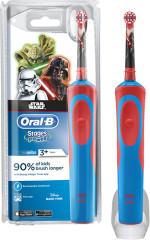 Орал Би зубная щетка электрическая Стейджс Пауэр Звездн.войны D12.513K для детей т.3709