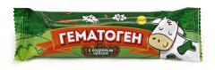 Гематоген Форте с кедровым орехом 40г