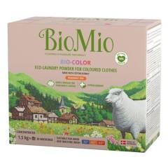 БиоМио средство для стирки цветн.белья 1,5л
