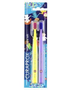 Курапрокс зубная щетка Смарт Ворлд №2 CS smart/2 CS smart World