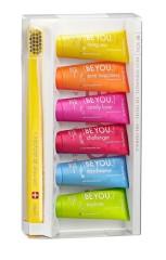 Курапрокс набор зубная паста 10млх6+з/щетка для детей Смарт Be You Mix set Smart