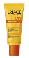 Урьяж Барьесан эмульсия солнцезащитная для лица против пигм.пятен.SPF50+ 40мл