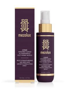 Либридерм Мезолюкс спрей для волос укрепл./стимул.рост волос 100мл