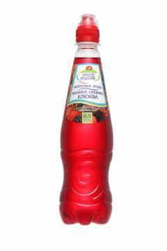 Калиновъ морс малина/ежевика/клюква 0,5л
