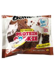 БомбБар печенье протеиновое шоколадный брауни 40г