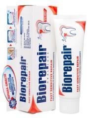 Биорепейр зубная паста д/чувств. зубов 75мл