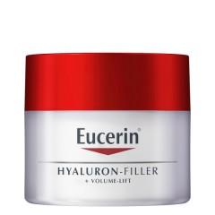 Эуцерин Гиалурон-Филлер+ Волюм-Лифт крем дневной для нормальной и комбинированной кожи 50мл