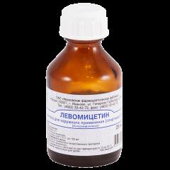 Левомицетин раствор 3% 25мл Иван.ФФ