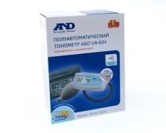 Эй Энд Ди Тонометр полуавтомат UA-604