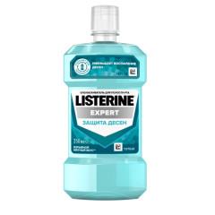 Листерин ополаскиватель для полости рта Защита десен 250мл
