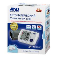 Эй Энд Ди Тонометр автомат UA-1300 (говорящий)