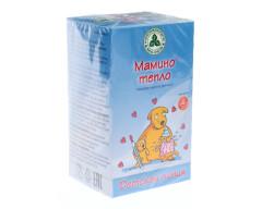 Мамино тепло чай детский 1,5г №20