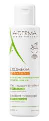 А-Дерма Экзомега Контроль гель для волос и тела очищающий 2в1 500мл