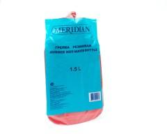 Грелка резиновая Меридиан 1,5л
