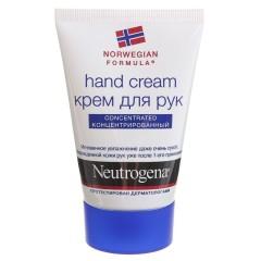 Ньютроджина НФ крем для рук с запахом 50мл