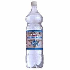 Вода минеральная Славяновская 1,5л ПЭТ